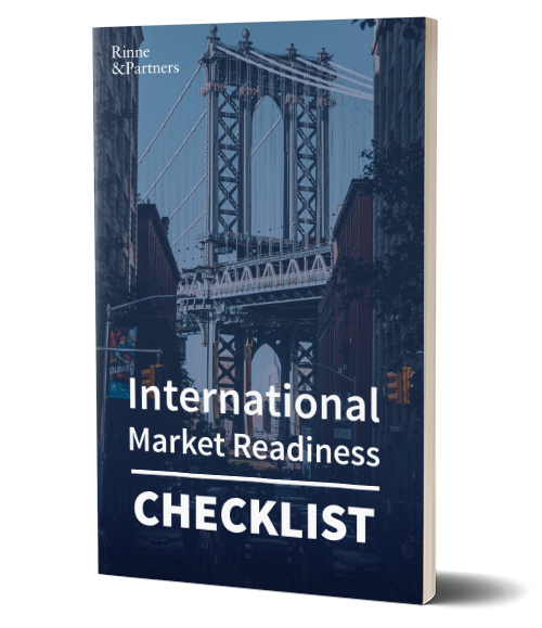 Rinne & Partners International Market Readiness eBook
